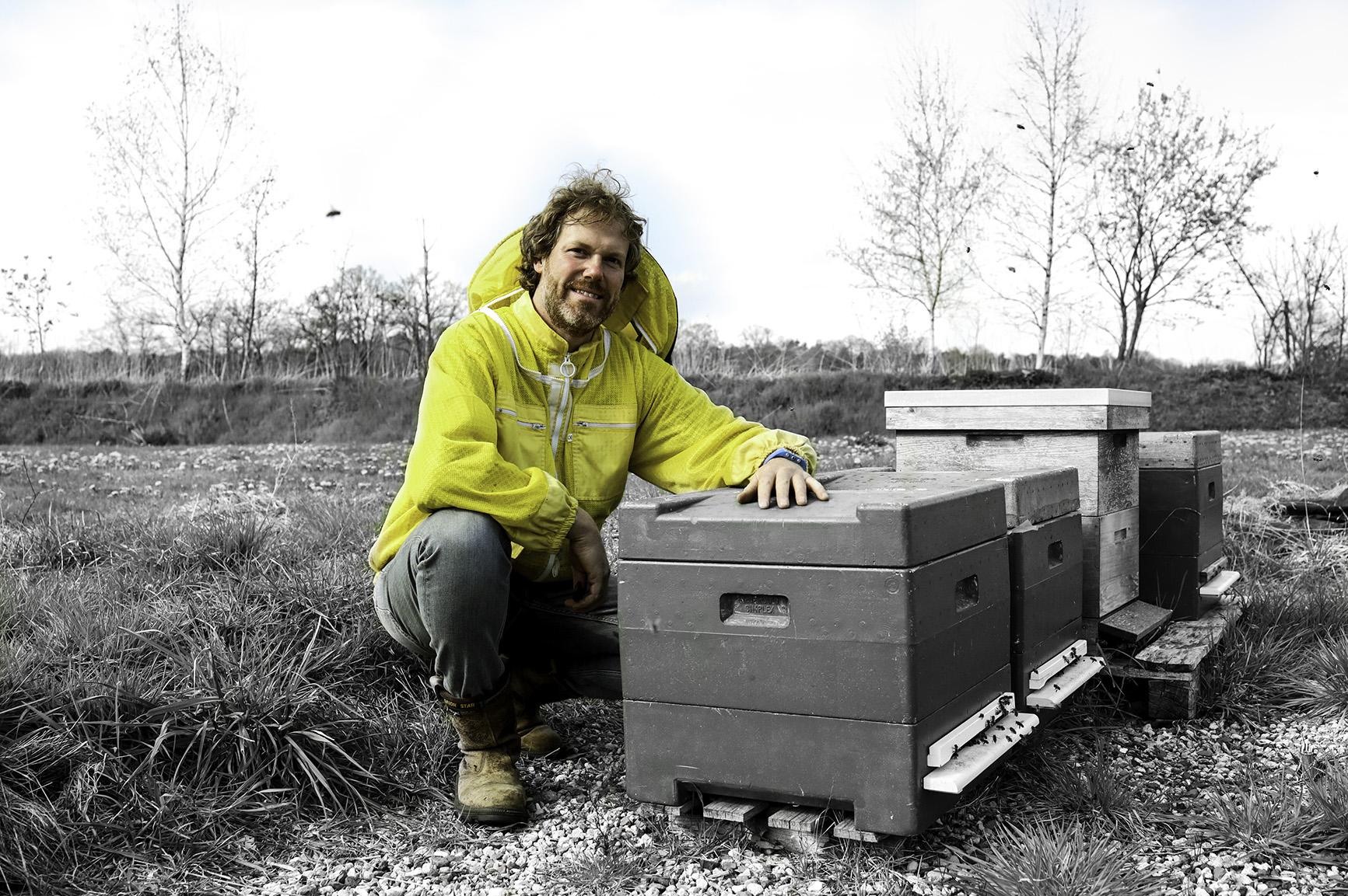 Bijenkasten huren door heel Nederland